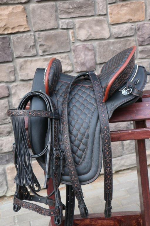 INTRODUCING OUR NEW LUDOMAR SADDLES