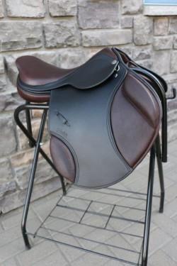 used english dressage spanish saddles