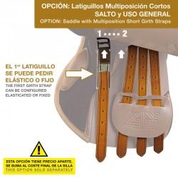 009150 2G Front Multi-position Short Billets
